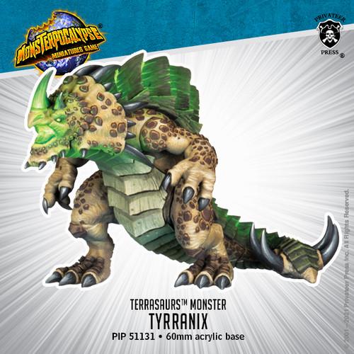 Terrasaurs Monster: Tyrranix