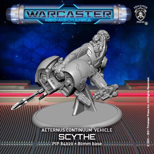 Scythe – Aeternus Continuum Light Vehicle