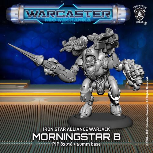 Morningstar B – Iron Star Alliance Heavy Warjack