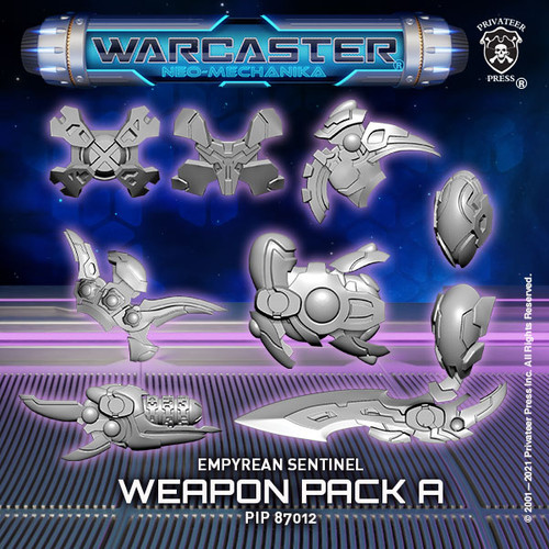 Sentinel A Weapon Pack – Empyrean Pack