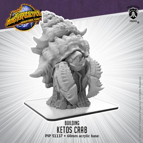 Monsterpocalypse Building -  Ketos Crab