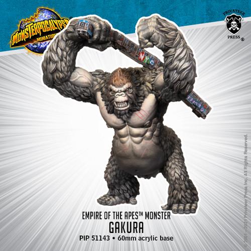 Empire of the Apes Monster: Gakura