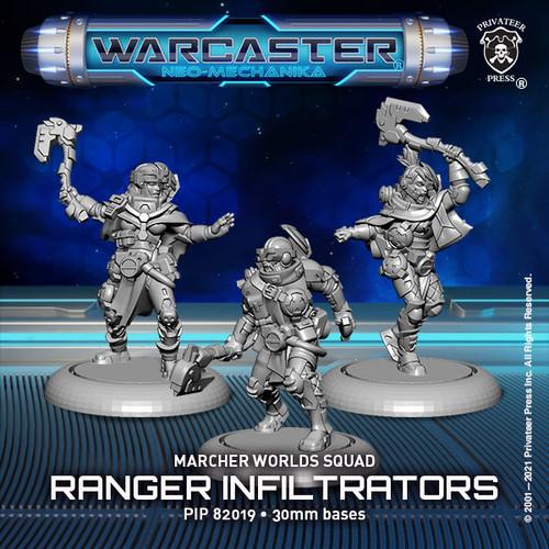 Ranger Infiltrators – Marcher Worlds Squad