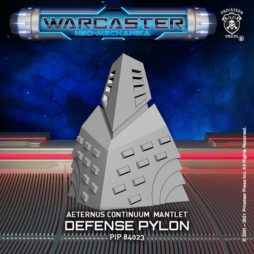 Defense Pylon – Aeternus Continuum Mantlet