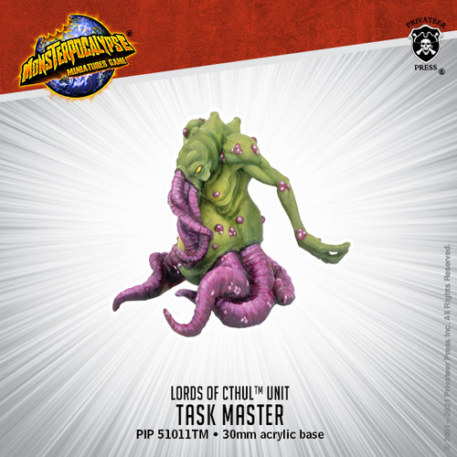 Lords of Cthul Unit: Task Master