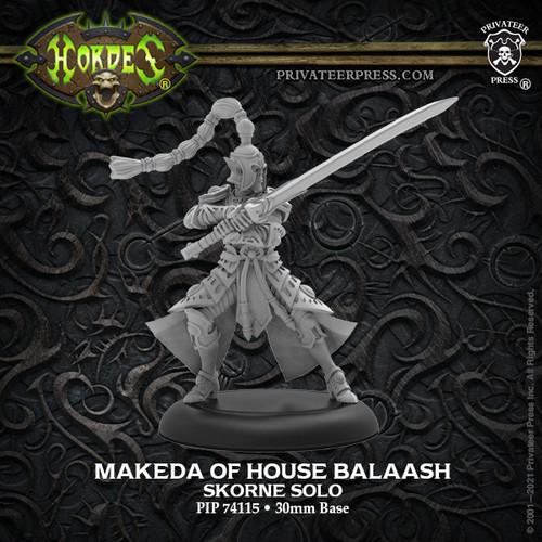 Makeda of House Balaash - Skorne Solo