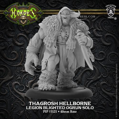 Thagrosh Hellborne - Legion Blighted Ogrun Solo