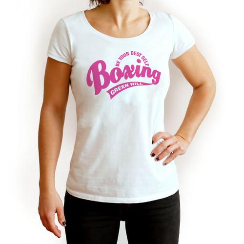 T-Shirt Boxing donna
