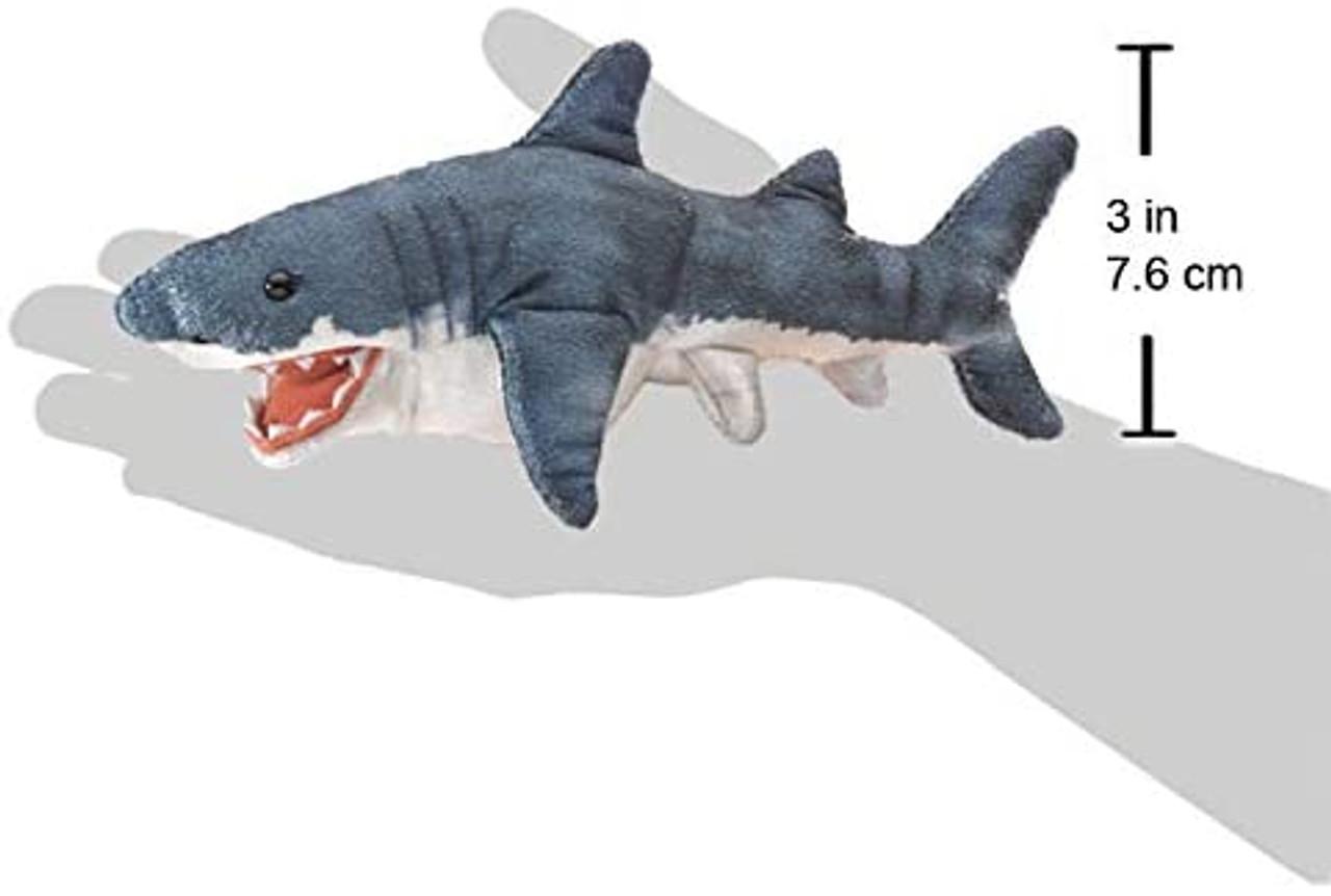 Shark Finger Puppet - F0020B50