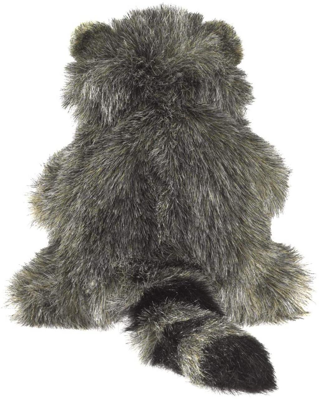 Raccoon Baby Hand Puppet - F019B405
