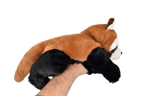 REAL RED PANDA PUPPET