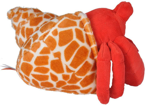 Hermit Crab 12-inch Cuddlekins stuffed animal - F1859 B154
