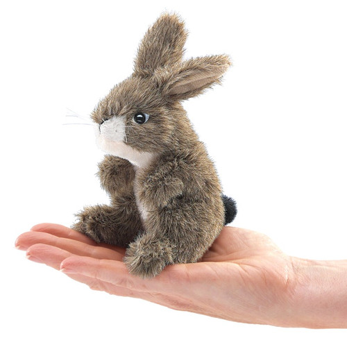 Jack Rabbit Finger Puppet - F015B57