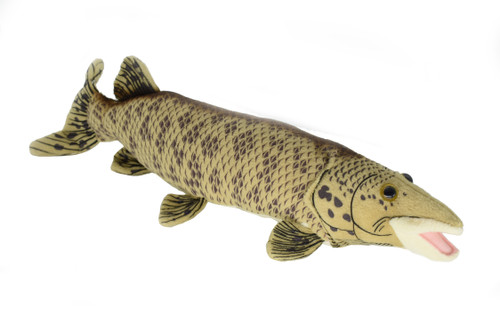 Muskellunge 10 Inch Stuffed Animal Fish