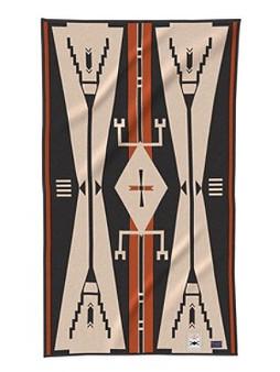 Cheyenne Eagle Saddle blanket by Pendleton Woolen Mills.