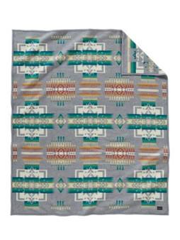 Pendleton Woolen Mills Chief Joseph Grey Blanket