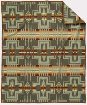 Pendleton Harding Thyme Blanket