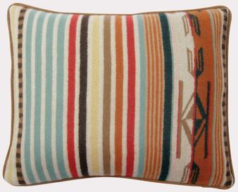 Chimayo Coral Pillow