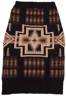 Pendleton Knitted Dog Sweater Harding style