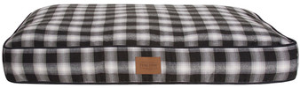Pendleton Classic Designs Pet Napper Charcoal Ombre Plaid - Medium