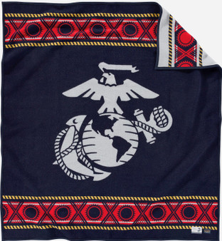 Pendleton The Few The Proud The Marines Blanket