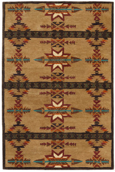 Pendleton Classic Gatekeeper Golden Tan Rug