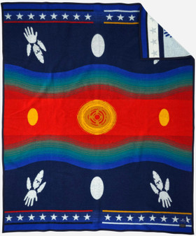 Pendleton Warriors Circle of Honor Blanket