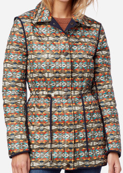Pendleton Women's Meadow Reversible Quilted Jacket