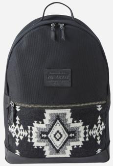 Pendleton Rock Point Black Backpack