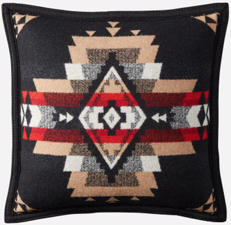 Pendleton Rock Point Black Pillow