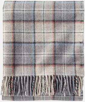 Pendleton Eco-Wise Washable Wool Pearl Plaid Throw