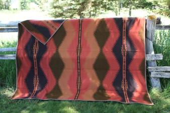 Pendleton Queen Size Saguaro Blanket