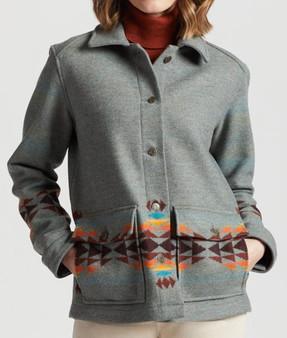 Pendleton Women's Western Horizons Coat Crescent Butte
