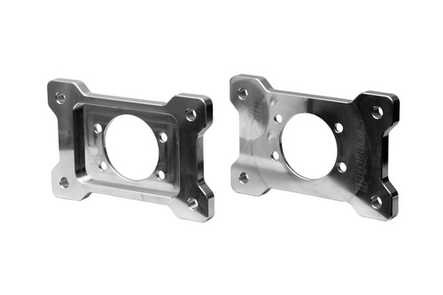 79-04 Billet dual caliper brackets - Cobra brakes PAIR