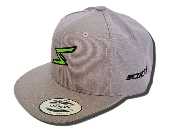 Scotidi Light Grey Hat