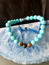 Turquoise and African Turquoise