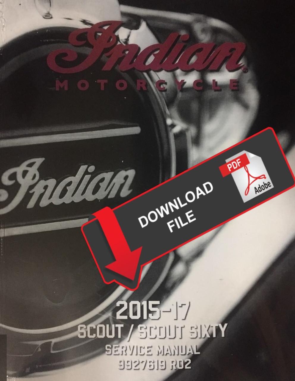 [DIAGRAM_5LK]  Indian Scout 2015 Service Manual | 2015 Indian Scout Wiring Diagram |  | Service Manual Warehouse