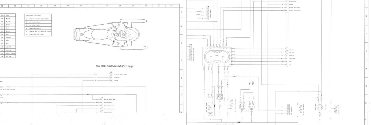 Ski-Doo 2015 GSX LE 1200 4-TEC Snowmobile Service Manual