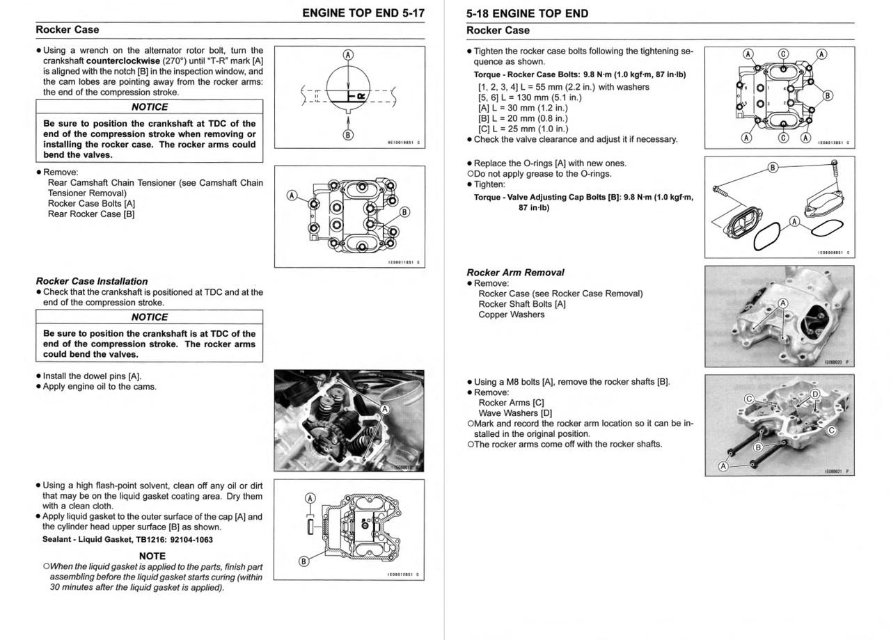 Kawasaki 2019 Teryx Service Manual