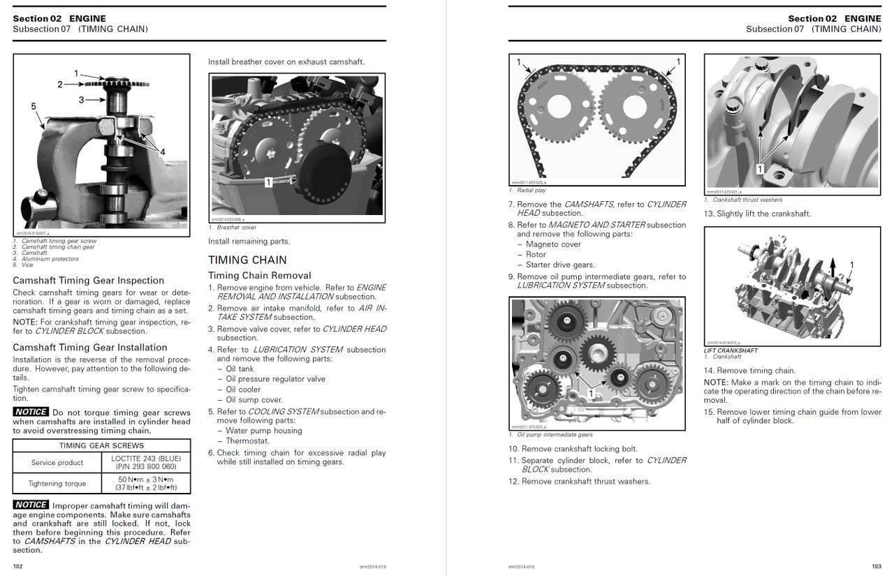 Sea-Doo 2020 Wake 170 Service Manual