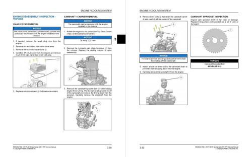 Polaris 2019 Sportsman 570 ATV Service Manual