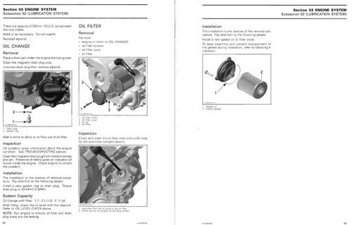 Bombardier 2006 Outlander 400 Service Manual