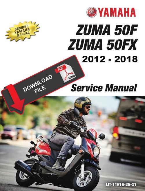 zuma wiring diagram yamaha 2018 zuma 50 service manual  yamaha 2018 zuma 50 service manual
