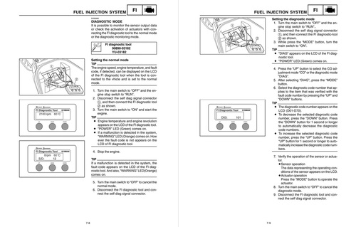 Yamaha 2017 Zuma 50 Service Manual