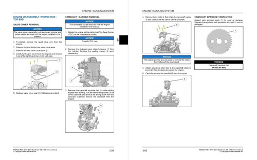 Polaris 2019 Sportsman Touring 570 ATV Service Manual