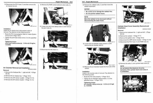Suzuki 2015 Burgman 650 Scooters Service Manual
