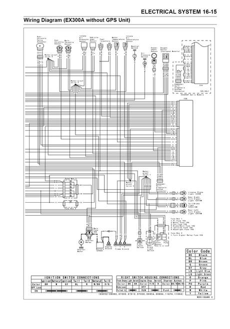 kawasaki ninja 300 wiring diagram kawasaki 2017 ninja 300 service manual  kawasaki 2017 ninja 300 service manual