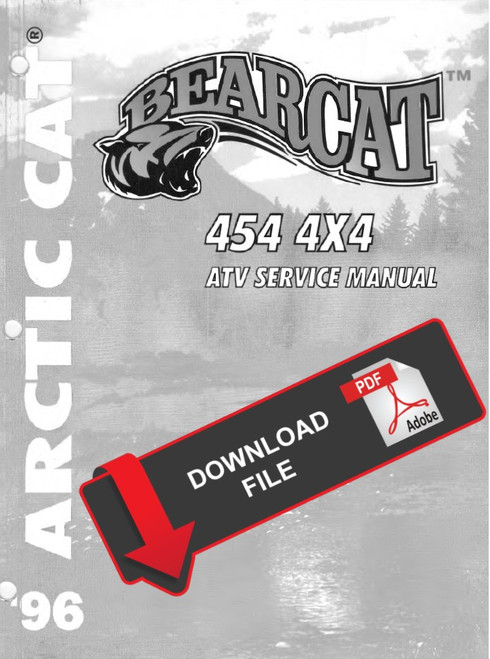 2012 arctic cat atv service manual
