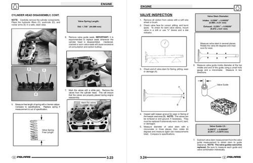 Polaris 2005 Sportsman 700 EFI ATV Service Manual