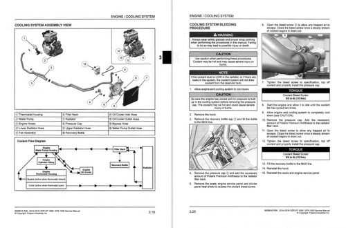 Polaris 2016 RZR XP4 1000 Service Manual